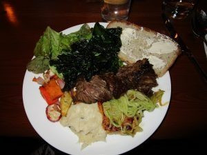 Plate of Delicious Food