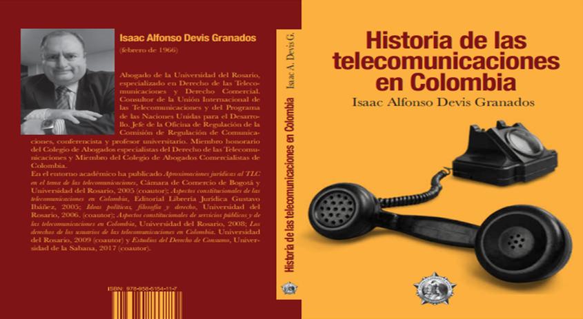 HISTORIA DE LAS TELECOMUNICACIONES EN COLOMBIA