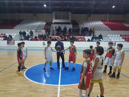 Avrupa Karşıyaka- U11 Takımımızın maçı