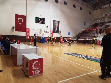 İstanbul Basket U16 / UPS maçı