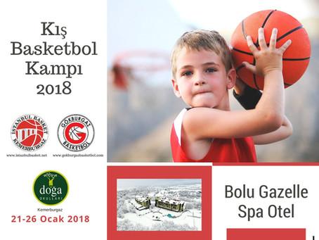 İstanbul Basket 15. Basketbol Kampı ile Yeni Sezona Hazırlanıyor