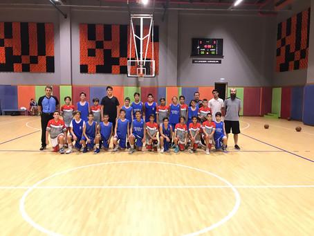 İstanbul Basket Sezonun İlk Hazırlık Maçı