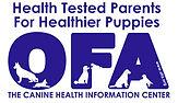 Health Tested Parents OFA