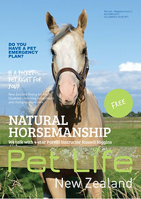 Pet Life Magazine Issue 2 Cover