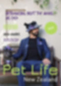 Pet Life Magazine Issue 4 Cover