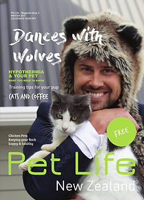 Pet Life Magazine Issue 3 Cover