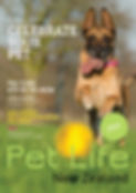 Pet Life Magazine Issue 1 Cover