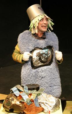 Theatre: Ming The Rude