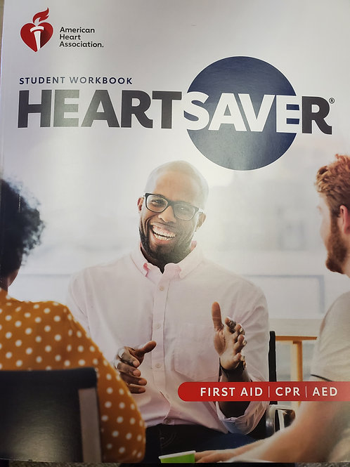 2020 Heartsaver First Aid CPR AED