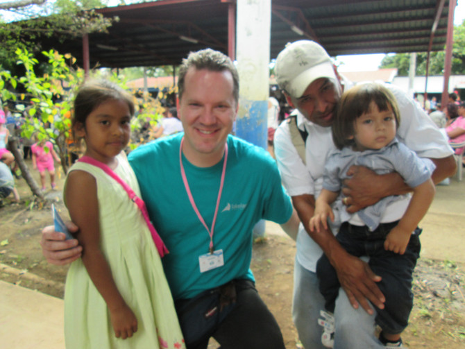 On Mission in Nicaragua
