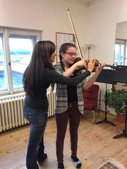 Master class in the Czech Republic