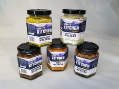 Lean To Kitchen Mustard