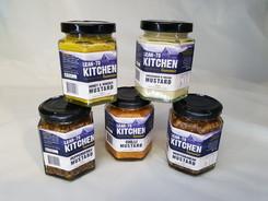 Lean To Kitchen Mustard