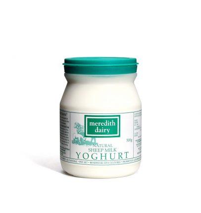 Meredith Natural Sheep Yoghurt