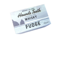 Hounds Tooth Whisky Fudge