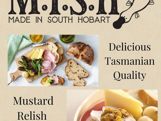 M.I.S.H (Made In South Hobart)