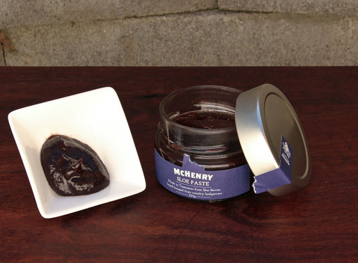 Sloe Paste by mchenry's