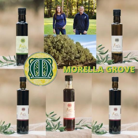Morella Grove Oil and Vinegar Range