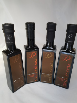 Pukara Estate Balsamics