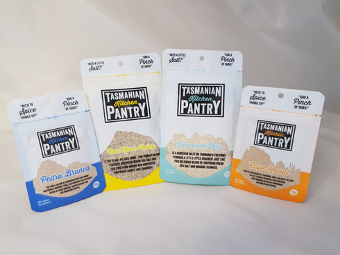 Tasmanian Kitchen Pantry Salts