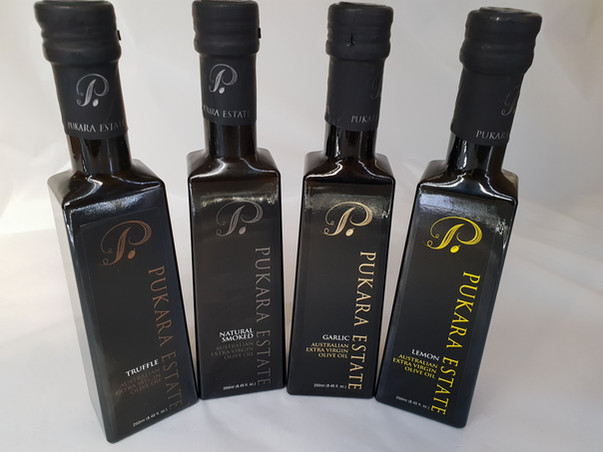 Pukara Estate Oils