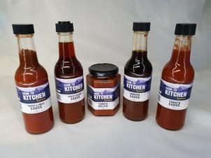 Lean To Kitchen Sauces