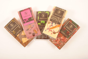Ministry Of Chocolate Range