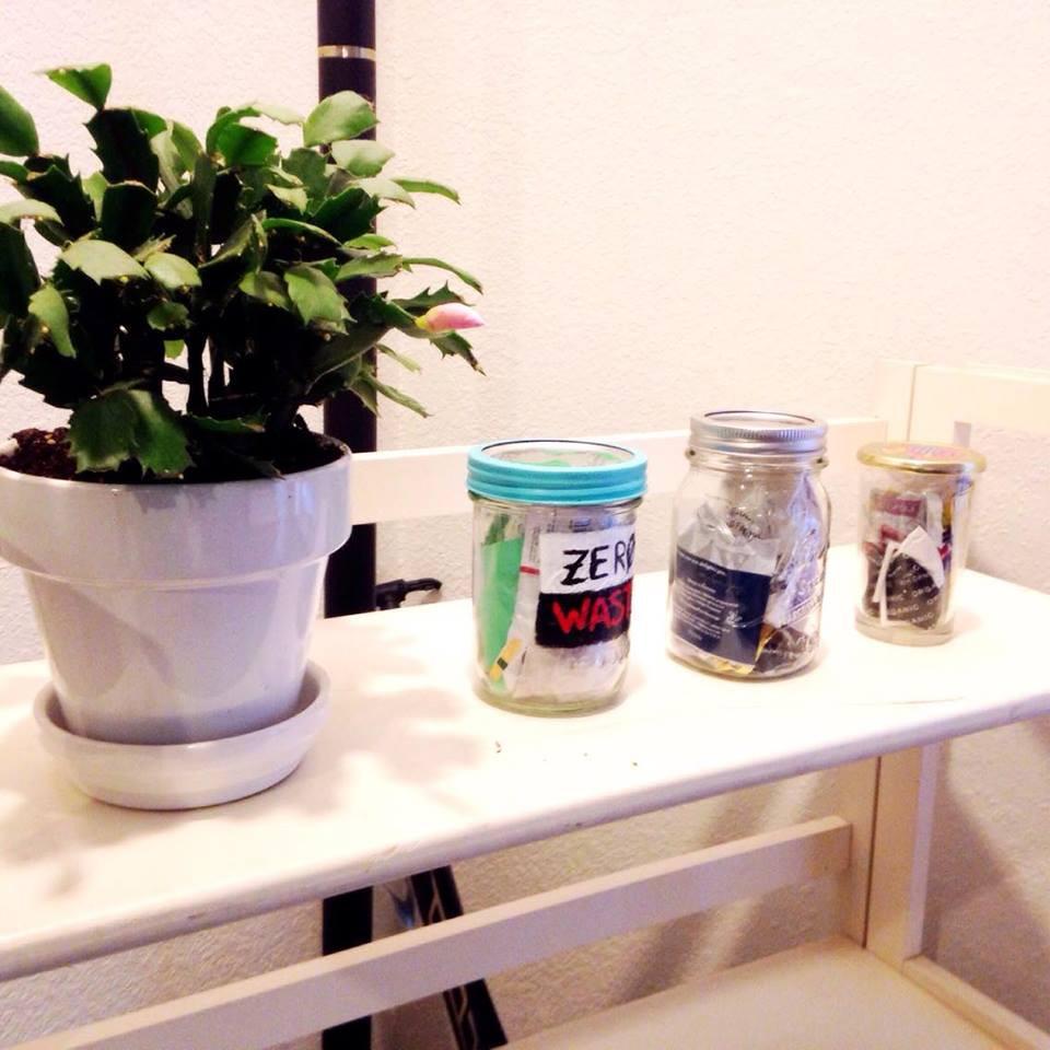 Zero Waste Jar