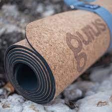 Gurus eco-friendly yoga mat