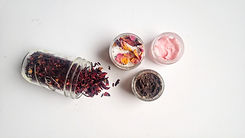 DIY beauty product supplies and ingredients