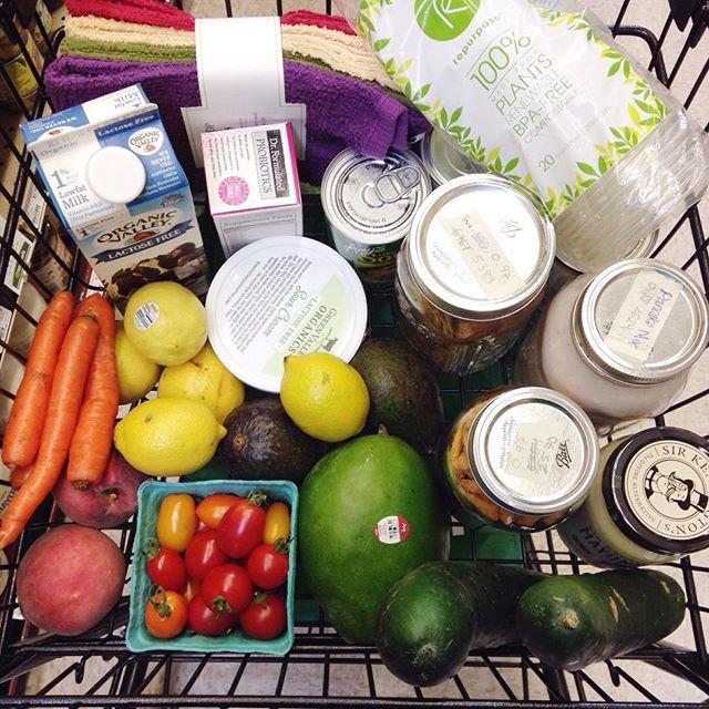 Zero Waste Grocery Shopping