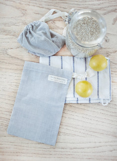 An Inside Look at the Business Creating the Perfect Reusable Produce Bag