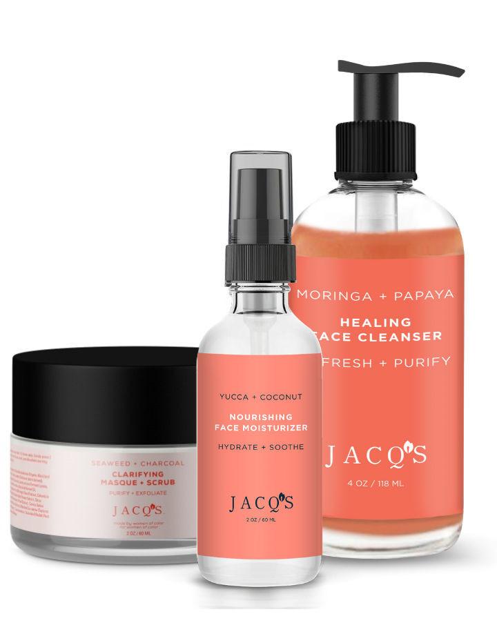 Jacq's Beauty products