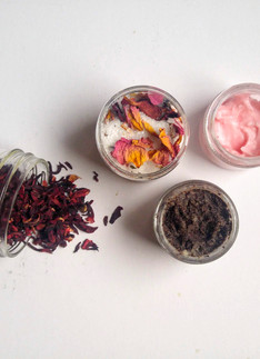 Hibiscus Rose Body Butter