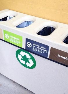 Curb-Side Composting