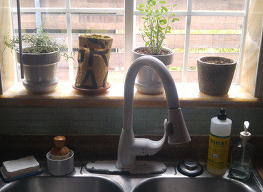 How to Wash the Dishes without all the Plastic Bottles