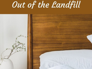 How to Keep Old Mattresses Out of Landfills