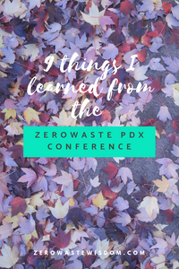 Zero Waste PDX Conference