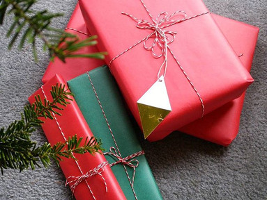 Eco Alternatives to Wrapping Paper