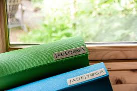 Jade eco-friendly yoga mat