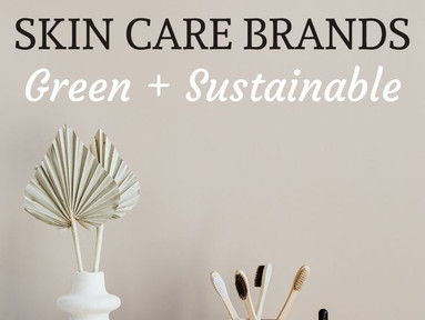 11 Black-owned Green + Sustainable Skincare Companies