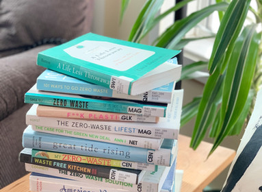 The Ultimate List of Zero Waste Living Guide Books