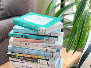 The Best Books about Zero Waste, Plastic, Sustainability, and the Climate Crisis