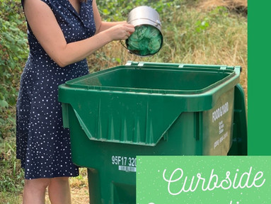 My Experience with Curbside Composting Across Three Cities