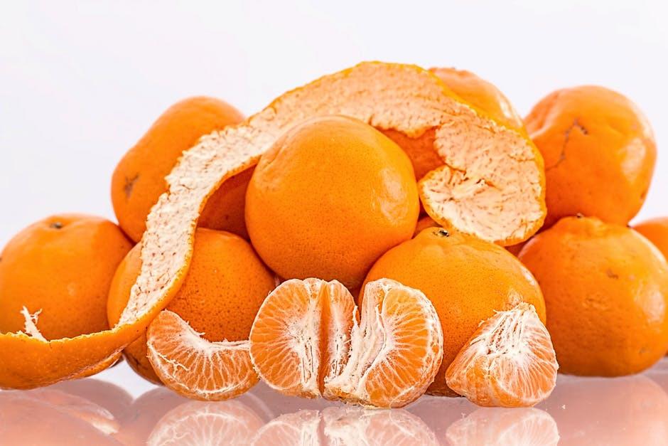 DIY Orange Peel Mask