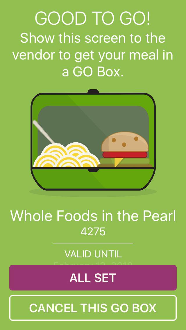 GO Box App