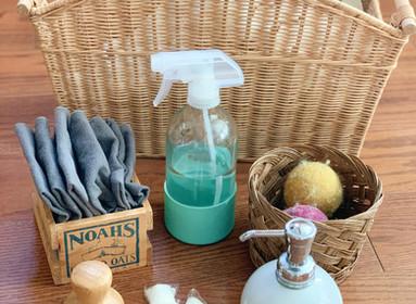 The Essential Zero Waste Cleaning Supplies List
