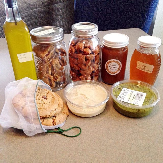 Bulk and Local Grocery Items
