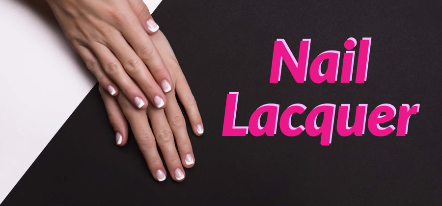 hands modeling Dimension Nails lacquer
