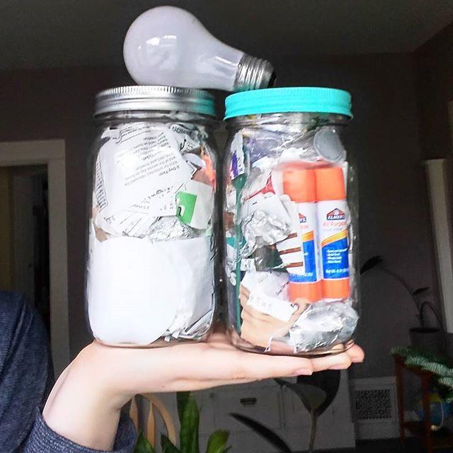 2017 Trash Jar